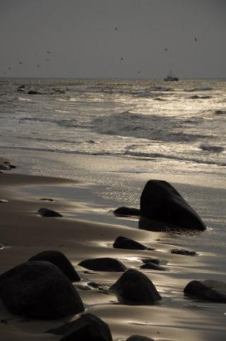 Stranden i Hirtshals